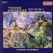 Volkmar Andreae: Piano Trios / Locrian Ensemble