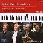 Edition Klavier-Festival Ruhr / Sloane, Hamelin, Schuch, et al