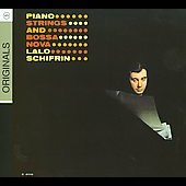 Lalo Schifrin (Composer): Piano, Strings and Bossa Nova [Digipak]