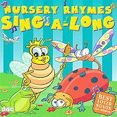 Various Artists: Nursery Rhyme Sing-Along