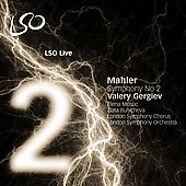 Mahler: Symphony no 2 in C minor 