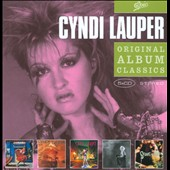 Cyndi Lauper: Original Album Classics (She's So Unusual/True Colours/A Night to Remember/Hat Full of Stars/Sisters of Avalon)