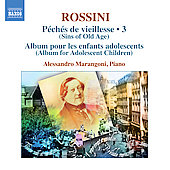 Complete Piano Music, Vol. 3 - Rossini