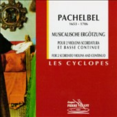 Pachelbel: Recreation Musicale