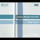 Harry Blech Conducts The London Mozart Players