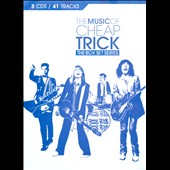 Cheap Trick: The  Music of Cheap Trick [Box]