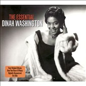 Dinah Washington: Essential [Not Now]