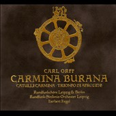 Carl Orff: Carmina Burana; Catulli Carmina; Trionfo di Afrodite