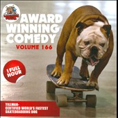 Various Artists: Award Winning Comedy, Vol. 166