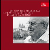 Life With Czech Music: Janacek, Martinu [4 CDs +DVD]