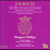 J.S. Bach: Organ Works, Vol. 6 / Margaret Phillips, organ
