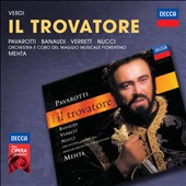 Verdi: Il Trovatore / Pavarotti, Banaudi, Verrett, Nucci