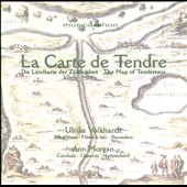 The Map of Tenderness / Ulrike Volkhardt, recorders; Ann Morgan, harpsichord
