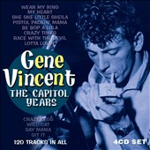 Gene Vincent: The Capitol Years [Box]