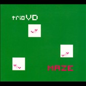 TrioVD: Maze [Digipak]