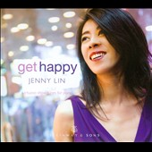 Get Happy , virtuoso showtunes for piano by Berlin, Gershwin, Loewe, Porter, Sondheim et al. / Jenny Lin, piano