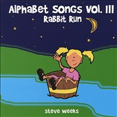Steve Weeks: Alphabet Songs, Vol. 3 *