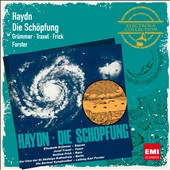 Haydn: The Creation / Elisabeth Grümmer, Josef Traxel, Gottlob Frick. St. Hedwig's Cathedral Choir