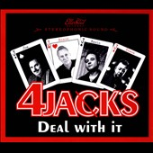 The 4 Jacks: Deal With It [Digipak]