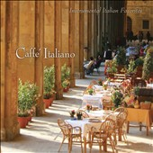 Jack Jezzro: Caff Italiano: Instrumental Italian Favorites