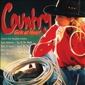 Various Artists: Country Girls at Heart