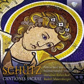 Schutz: Sacred Music - Psalms of David (exc); Motets; Polychoral Concertos; Schwanengesang  [5 CDs]