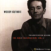 Woody Guthrie: Muleskinner Blues: The Asch Recordings, Vol. 2