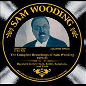 Sam Wooding: The Complete Recordings of Sam Wooding: 1922-1931 [Box]