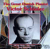 The Great Danish Pianist / Victor Schioler