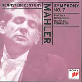 Bernstein Century - Mahler: Symphony no 7 / New York PO