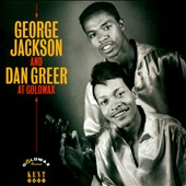 Dan Greer/George Jackson: George Jackson and Dan Greer at Goldwax *