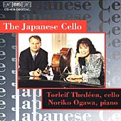 The Japanese Cello / Torleif Thedéen, Noriko Ogawa