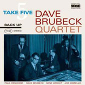 Dave Brubeck/The Dave Brubeck Quartet: Take Five [Not Now]