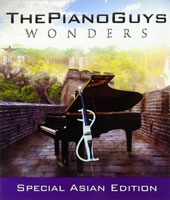 The Piano Guys: Wonders [Special Asian Edition] *