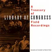 Various Artists: Treasury of Library of Congress Field Recordings
