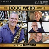 Doug Webb: The Doug Webb Quartet: Sets the Standard