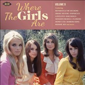 Various Artists: Where the Girls Are, Vol. 9