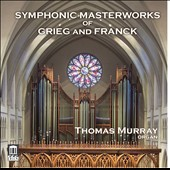 Grieg: From Holberg's Time; Franck: Symphony in D minor;