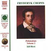 Chopin: Complete Piano Music Vol 9 / Idil Biret