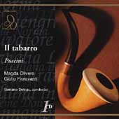 Puccini: Il Tabarro / Delogu, Olivero, Fioravanti, et al