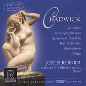 Chadwick: Aphrodite, etc / Serebrier, Czech State PO Brno
