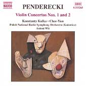 Penderecki: Orchestral Works Vol 4 / Antoni Wit, Polish RSO