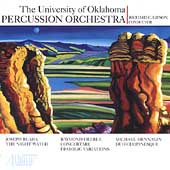 The University of Oklahoma Percussion Orchestra