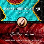 Babatunde Olatunji: Healing Session
