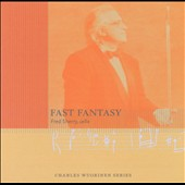 Wuorinen: Fast Fantasy / Fred Sherry