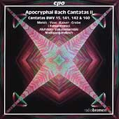 Apocryphal Bach Cantatas II / Helbich, Mields, Voss, et al