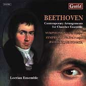 Beethoven: Arrangements / Locrian Ensemble