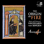The Origin of Fire - Hildegard von Bingen / Anonymous 4