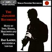 The Japanese Recorder / Dan Laurin