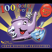 Various Artists: 100 Toddler Favorites (20th Birthday Collection)